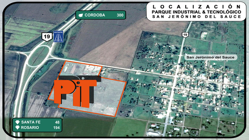 Avanza el proyecto del Parque Industrial